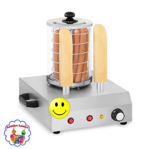Machine à Hot Dog
